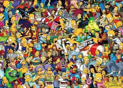 The Simpson's Artwork !