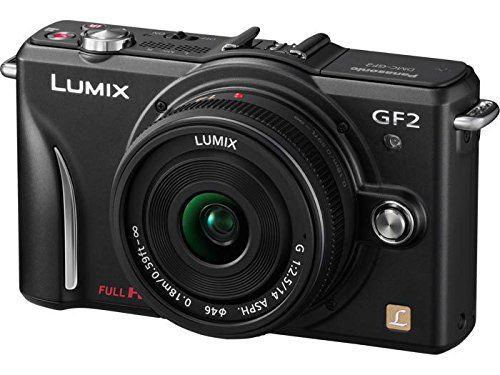 Panasonic Lumix Dmc Gf2 12 Mp Micro Four Thirds Interchangeable Lens Digital Camera With 3 0 Inch Touc Best Digital Camera Latest Digital Camera Digital Camera