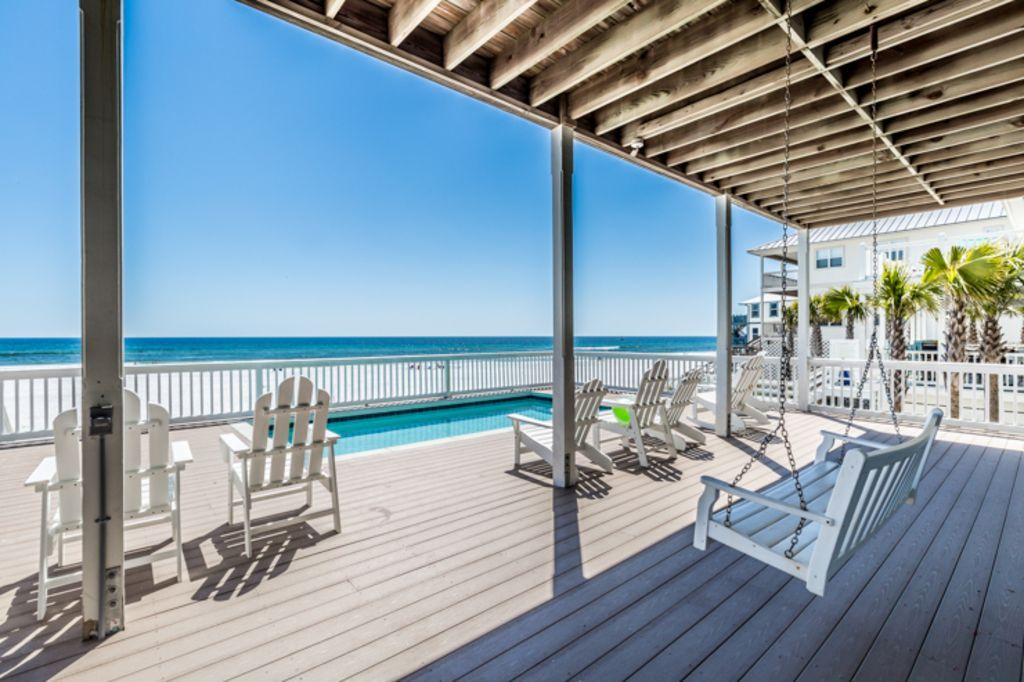 House vacation rental in Gulf Trace (Grayton Beach, FL ...
