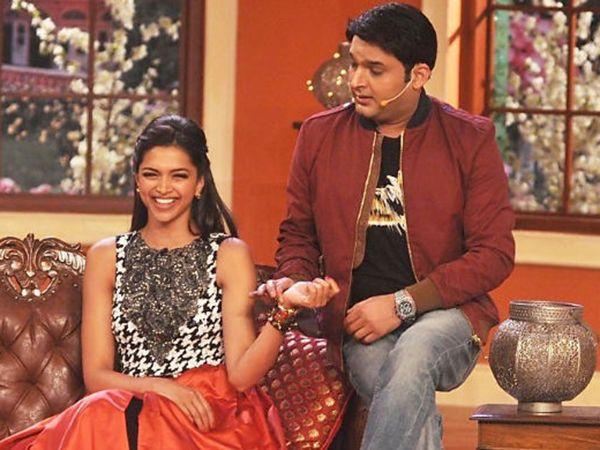 Revealed Kapil Sharma Has A Major Crush On Deepika Padukone Kapil Sharma Deepika Padukone Bollywood