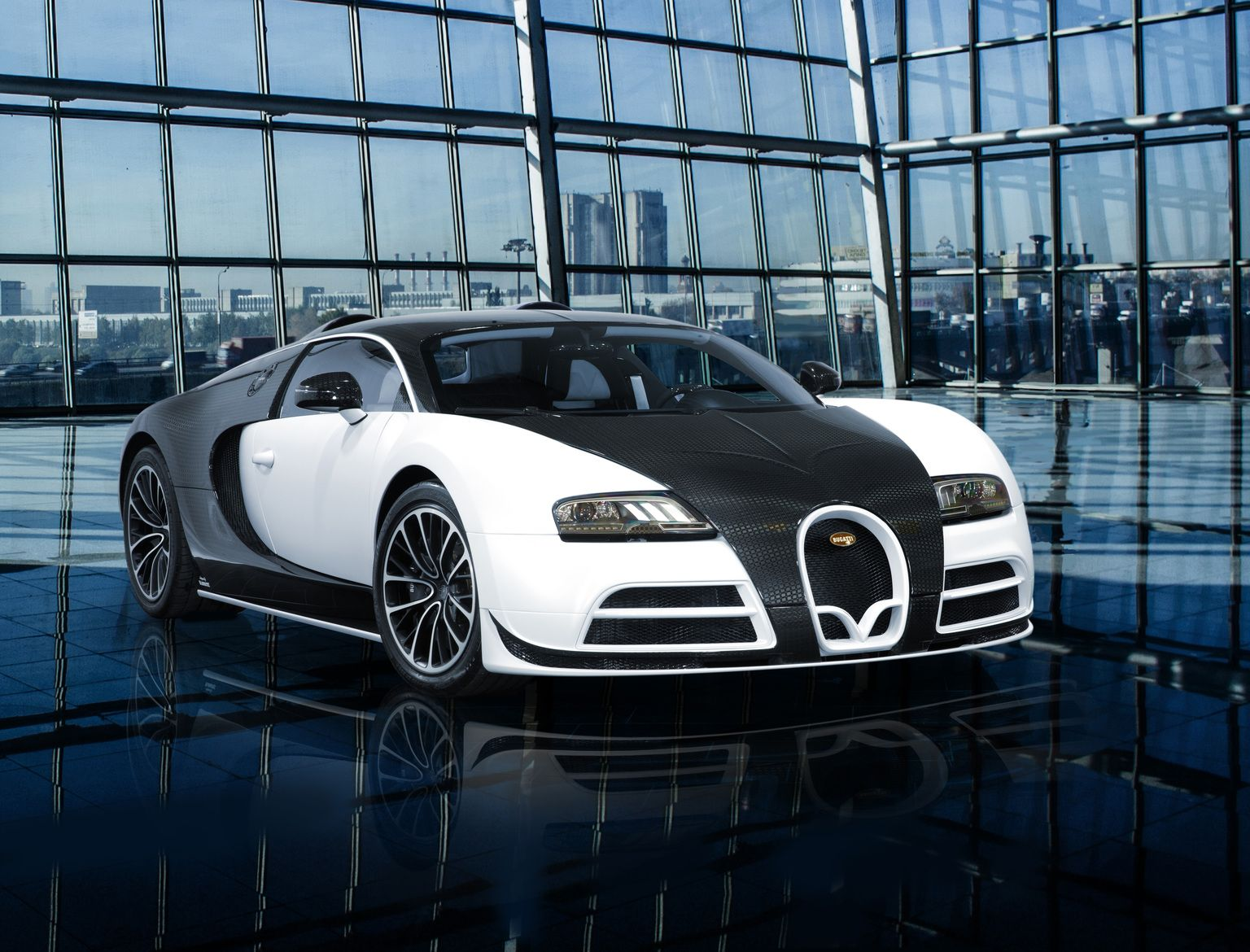 50 Fastest Supercars By Top Speed Bugatti Veyron Car In The