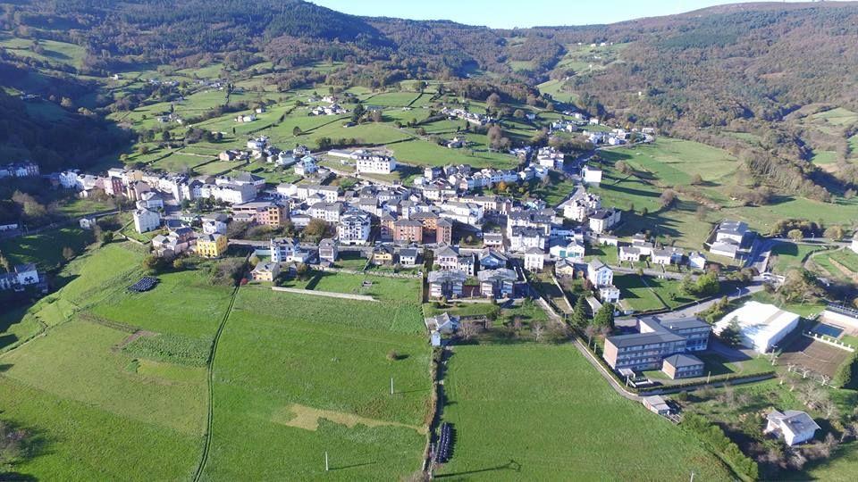 #Boal ( #Asturias ) a vista de pájaro. Foto de Martin Garcia Fernandez