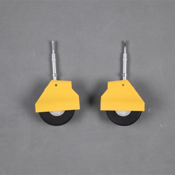 Eleven Hobby T-28 Trojan Yellow 1100mm RC Airplane Spare Part Cockpit