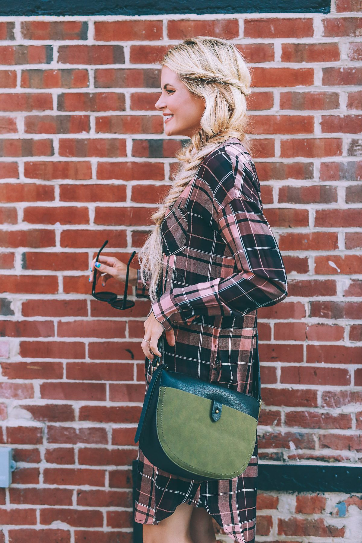 Transitioning to Fall - Barefoot Blonde by Amber Fillerup Clark