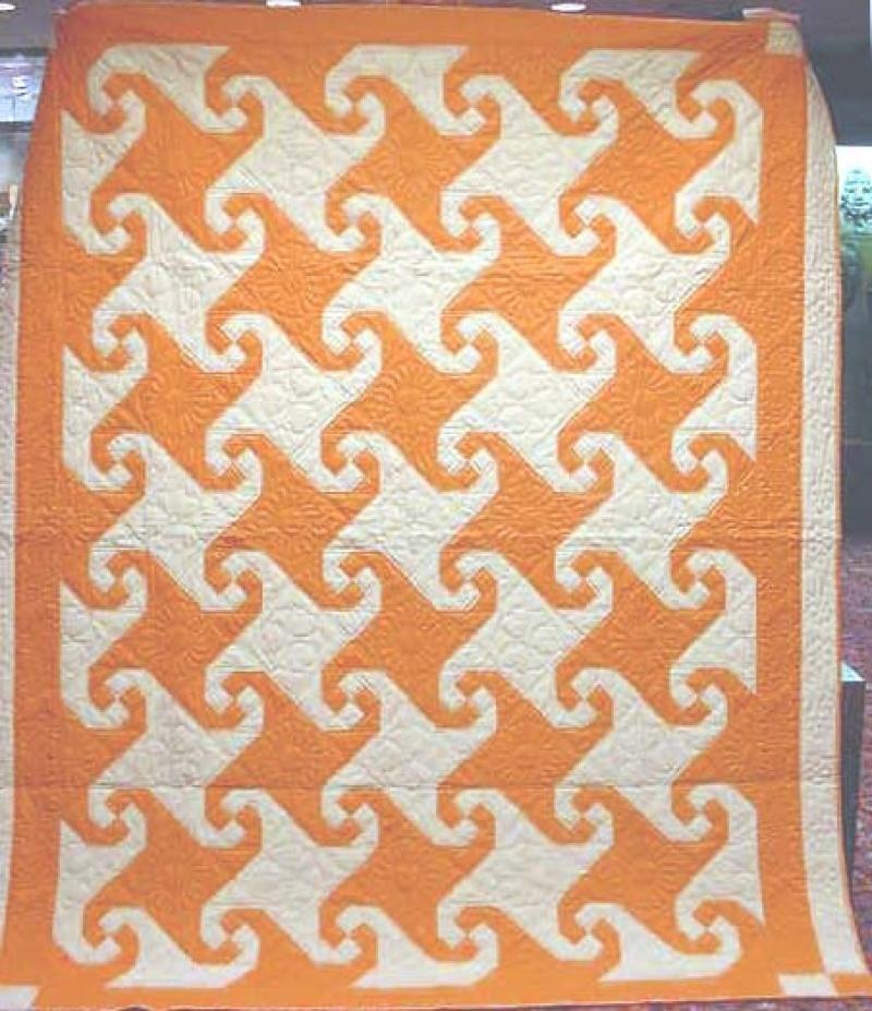 SNAILS TAIL QUILT PC   monochromatic quilts   Pinterest   Snail ... : milky way quilt pattern - Adamdwight.com