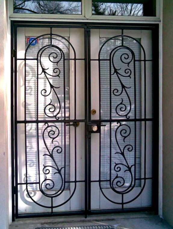 French Doors Patio, Interior French Doors, Security Gates, Double Doors,  Little Things, Madrid, Chairs, Doors