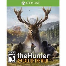 Xbox One 1 The Hunter Call Of The Wild New Sealed Region Free Usa Dear Bear Boar In Video Games Consoles Video Games Ebay