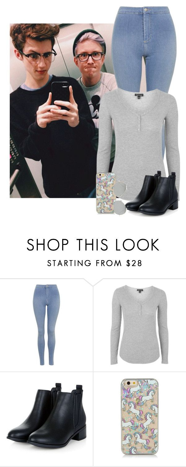 """""""With these dorks"""" by jaisgirlfriend ❤ liked on Polyvore featuring Oakley, Topshop and Acne Studios"""