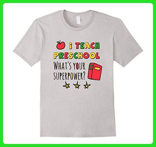 Funny Joke T-Shirt -Gift Idea I Teach Math What/'s Your Super Power? Teacher
