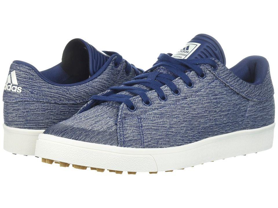 6f526cdf28b0 adidas Golf adiCross Classic Men s Golf Shoes Noble Indigo Noble  Indigo Chalk White