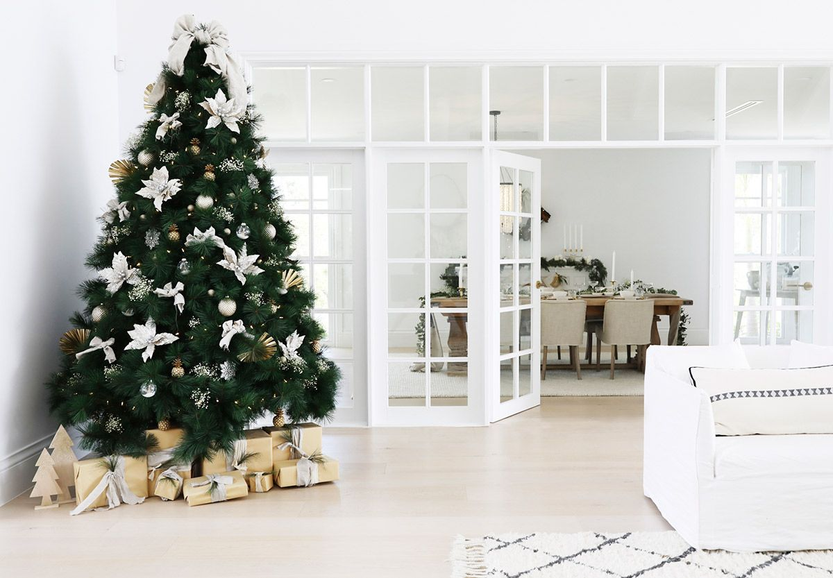 Get The Look Christmas At Bonnie S Three Birds Renovations