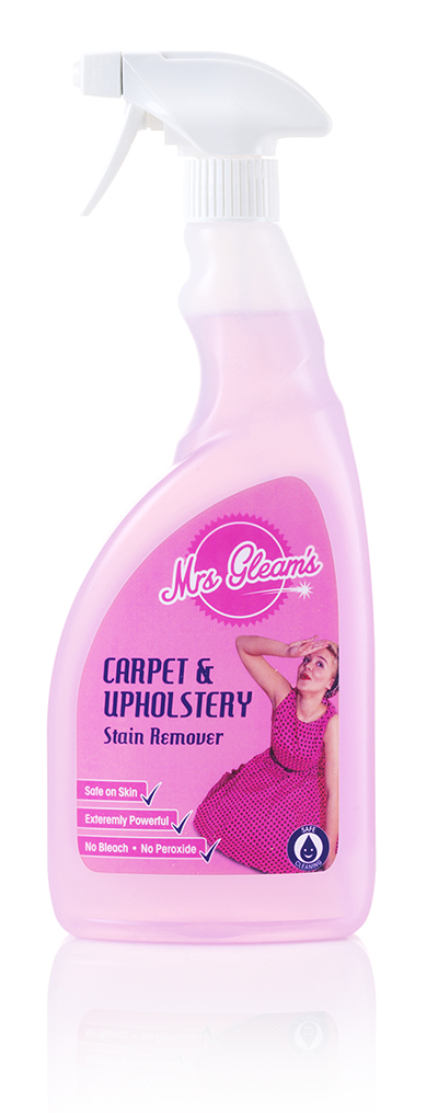 Carpet Cleaner And Upholstery Stain Remover   Simply Spray On Mrs Gleamu0027s  Carpet Cleaner And Upholstery