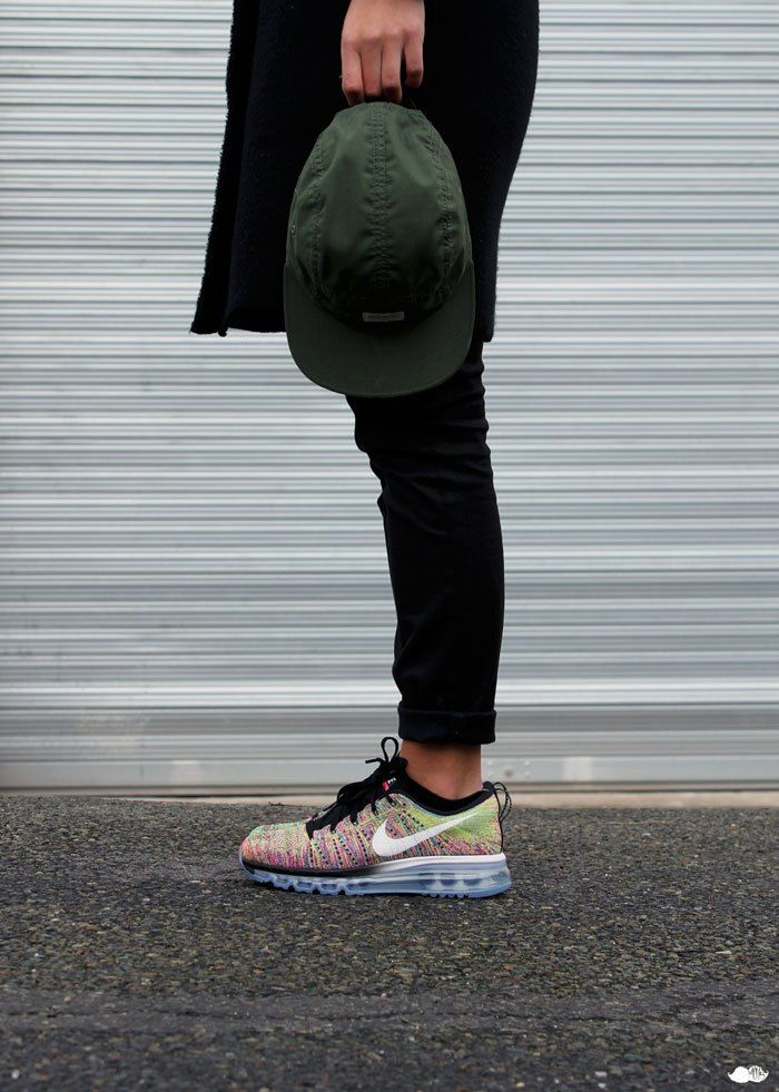 Nike Flyknit Air Max MULTICOLOR | Another Look | Chaussure