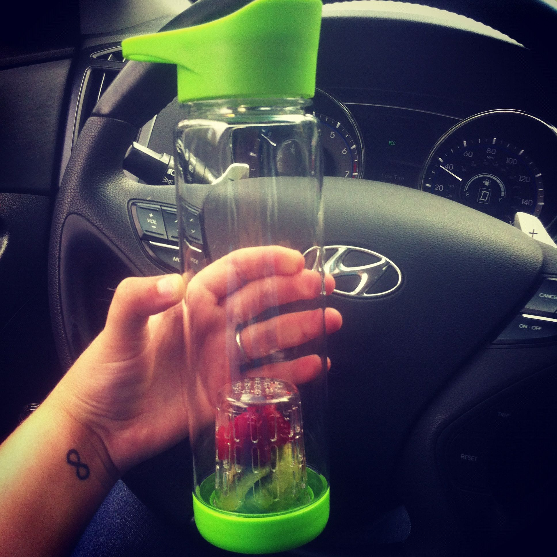 Fruit Infuser Water Bottle Best Invention Ever Healthy