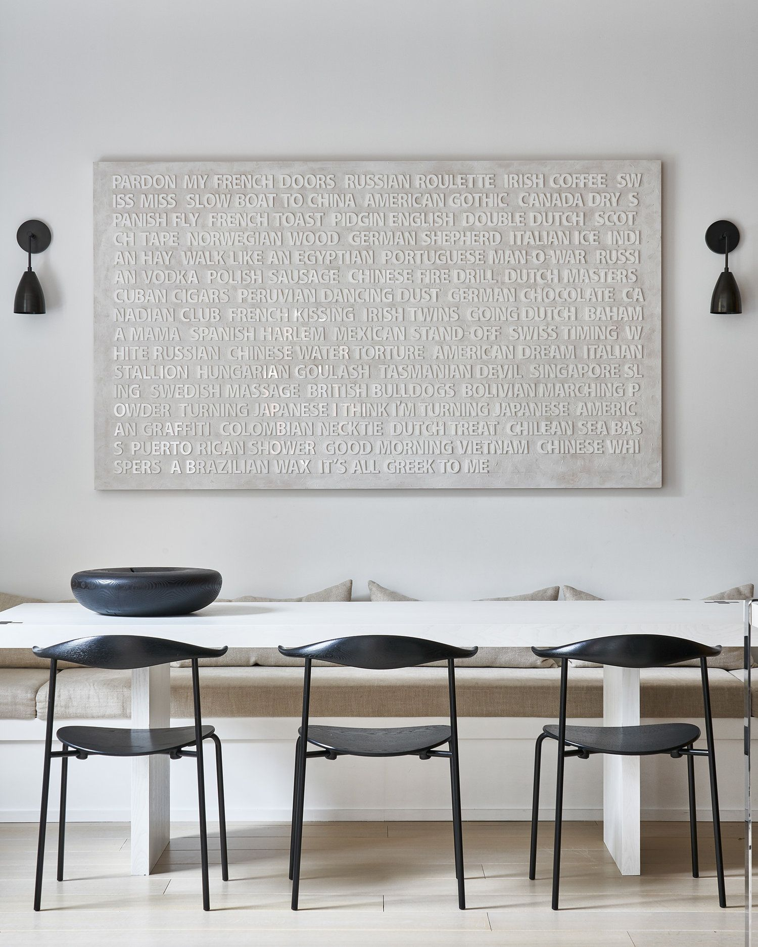 Wohndesign Skandinavien: Pin By Ames Interiors On DINING In 2019