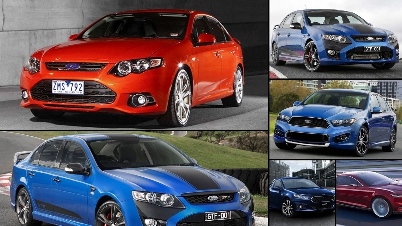 2019 ford falcon xr8 gt new release  ford falcon xr8