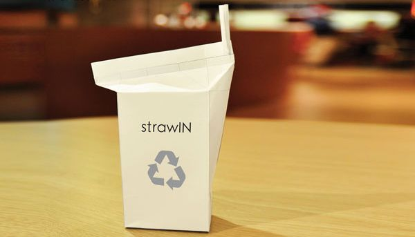 strawin – THE MILK BOX WITH A STRAW
