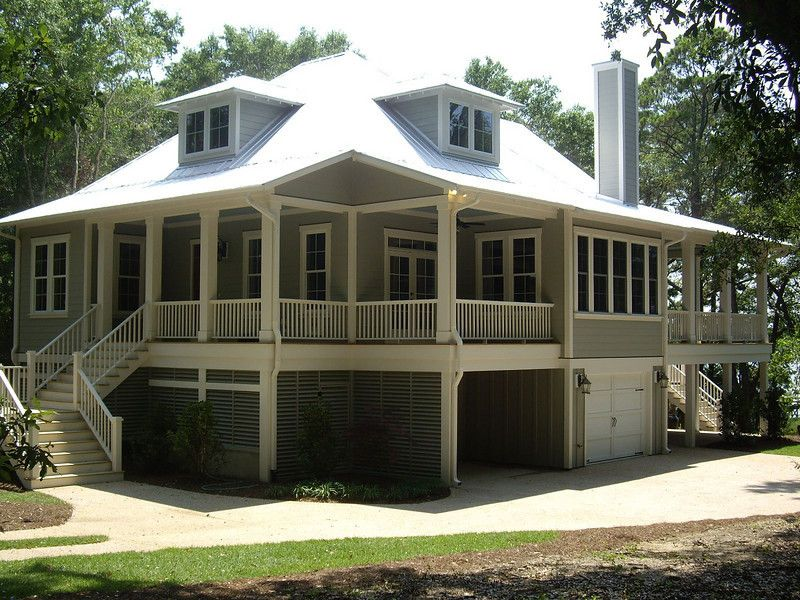 Allisonramseyarchitects Most Popular Photos House On Stilts Beach House Plans Stilt House Plans
