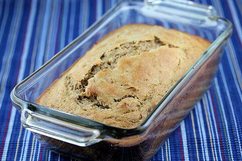 Cinnamon Applesauce Bread Recipe   Free Delicious Italian Recipes   Simple Easy Recipes Online   Dessert Recipes