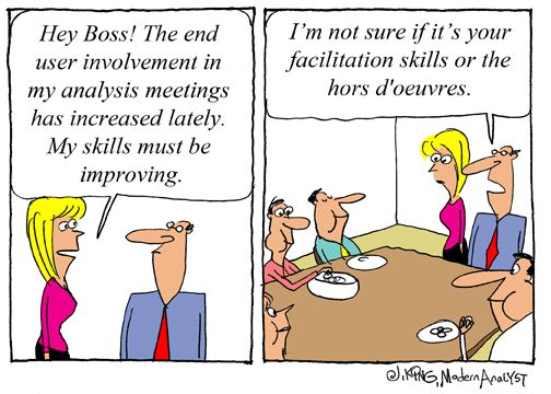 Humor How To Increase Stakeholder Involvement In Your Project