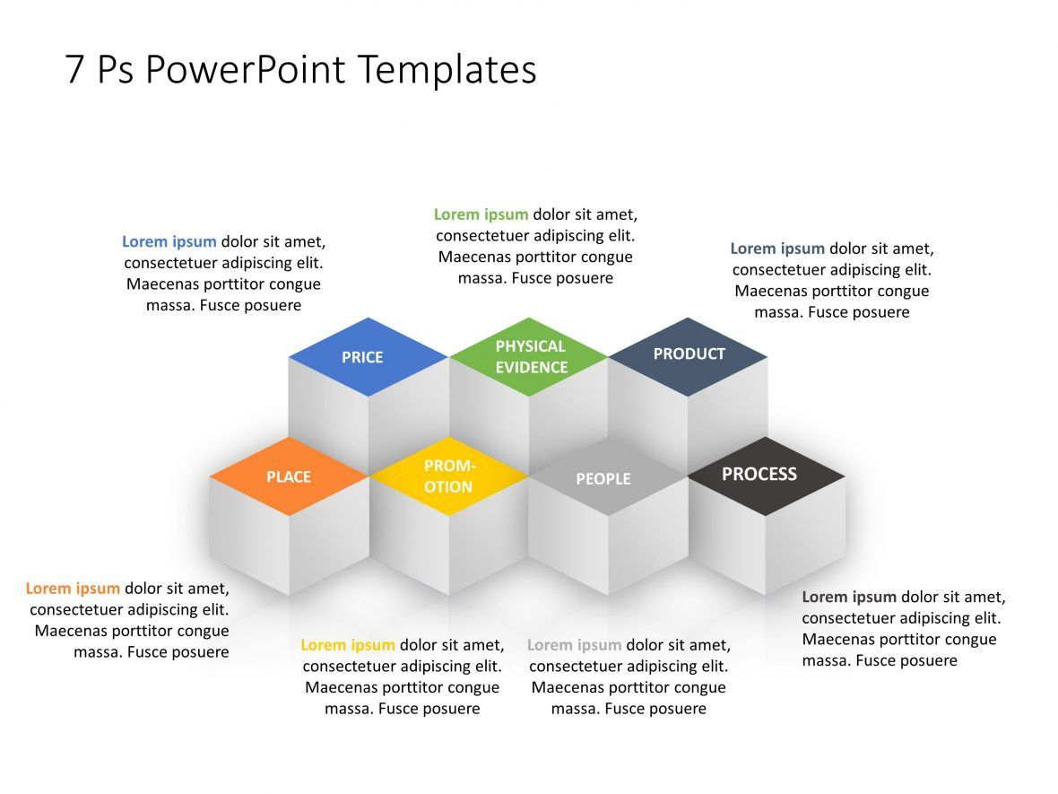 Use This Marketing Mix Powerpoint Templatedesign For Showing Your Marketing Presentation Slid Powerpoint Templates Powerpoint Powerpoint Slide Templates