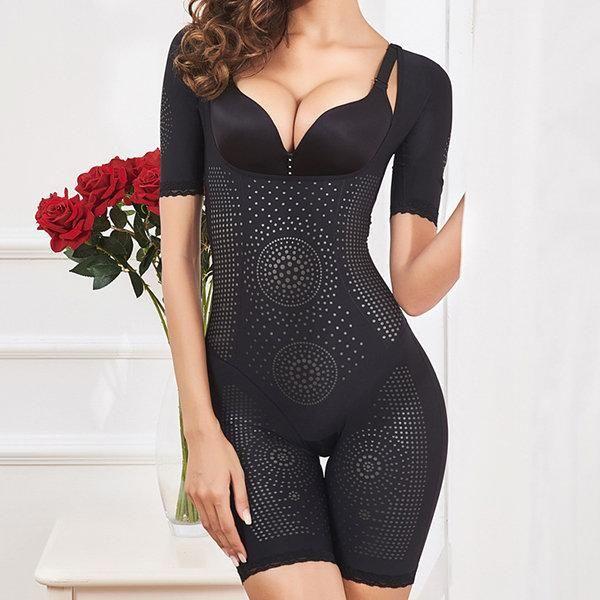 3203f0ac8 Anion Tummy Control Breathable Hip Lifting Bodysuit Shapewear  Lingerie   Shapewear