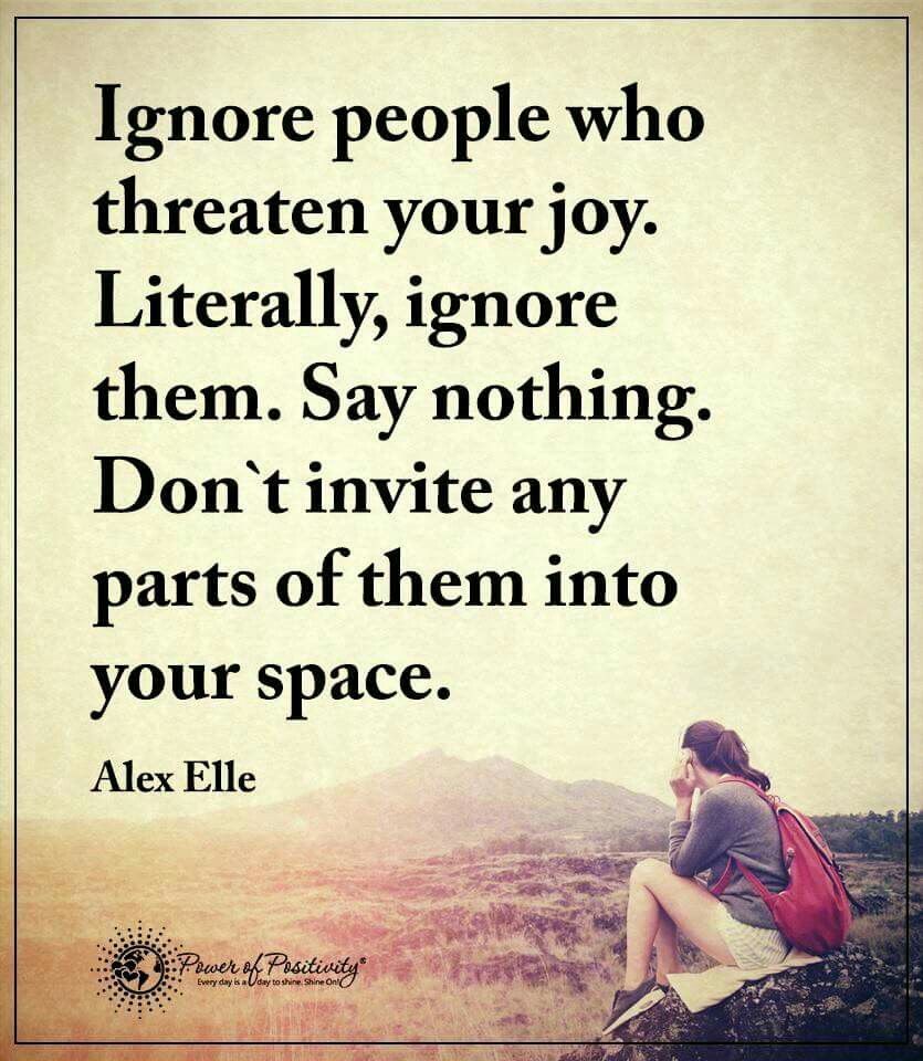 Ignore them bitches     | Just Sayin' | Inspirational quotes