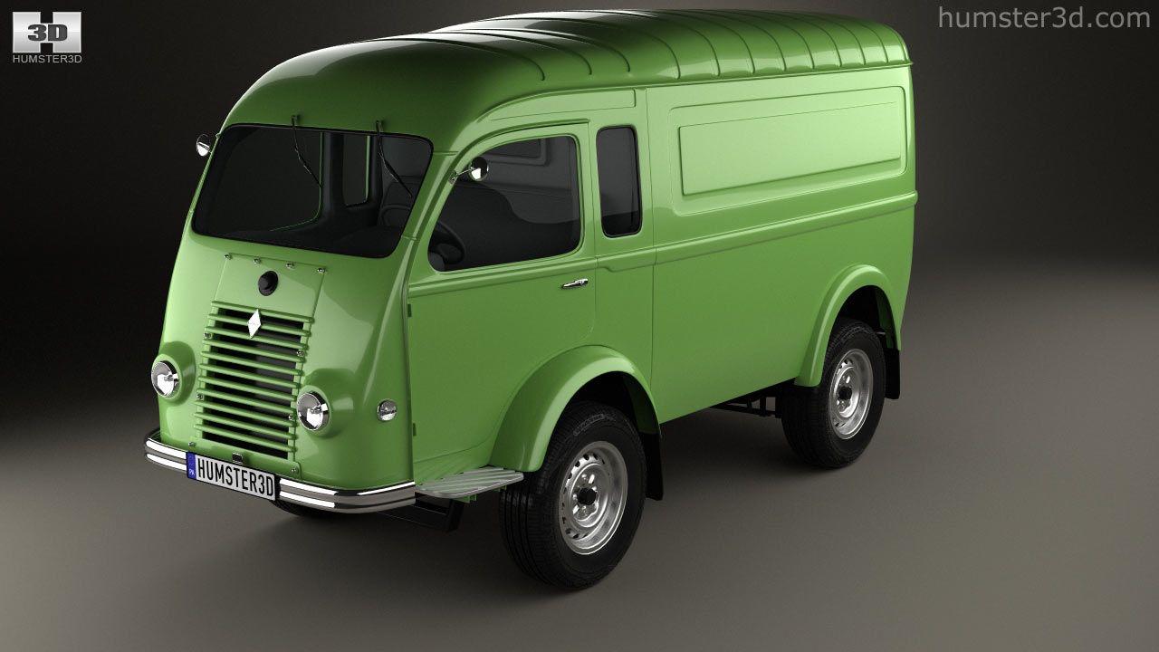 Renault Goelette (3D model)