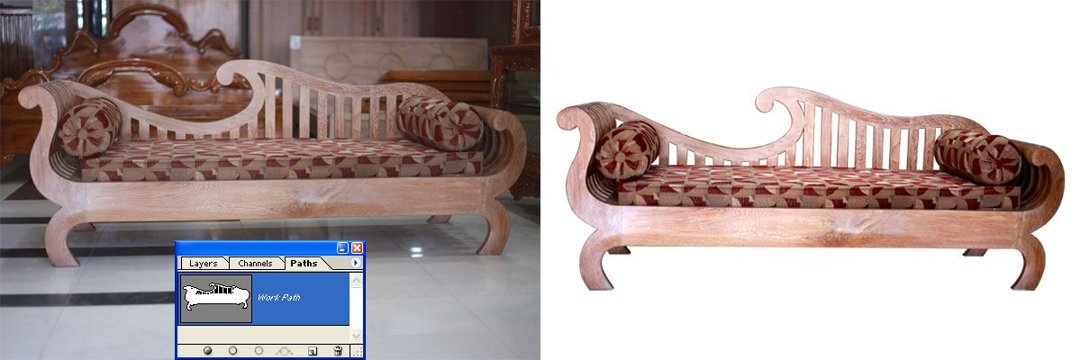 The Clipping Path India is dedicated to provide better output by offshore clipping path service and this is the best photoshop clipping path service provider in the world. The Clipping Path India is providing all kind of clipping path service with reasonable price and assurance the quality. With the help of Photoshop Clipping Path, we can easily produce your desire path for your product promotion and modification.