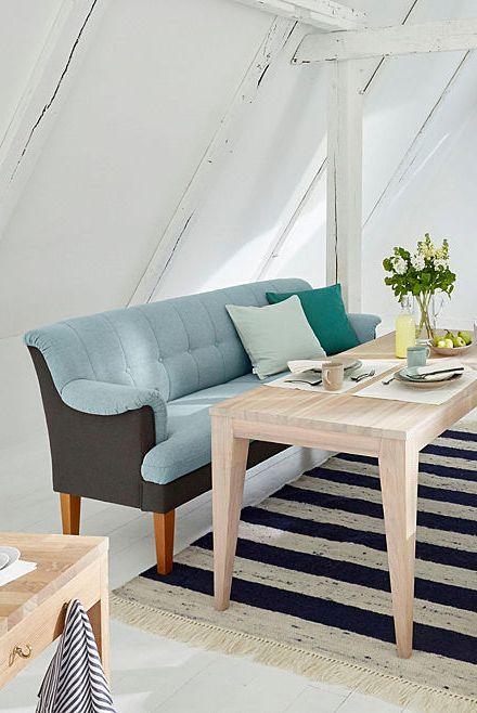 GMK Home  Living Tischsofa «Luunja», in 2 Breiten