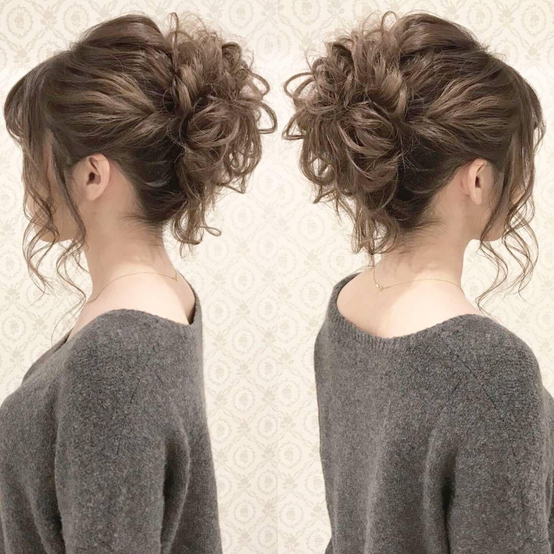 成人式 髪型 おしゃれまとめの人気アイデア Pinterest Silver Moon