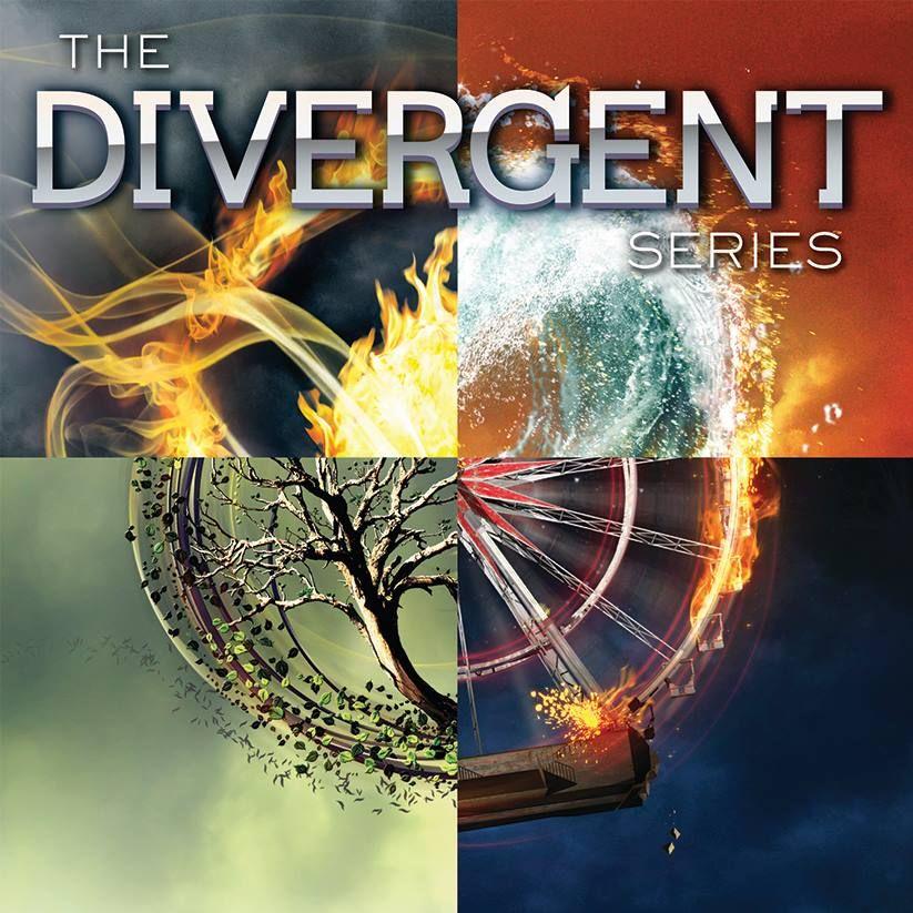 Divergent trilogy divergent series divergent book