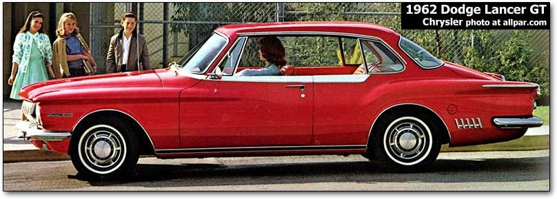 1962 dodge lancer gt awesome cars pinterest dodge plymouth rh pinterest com