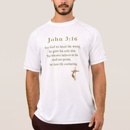 john 3 16 mens christian clothing t shirt