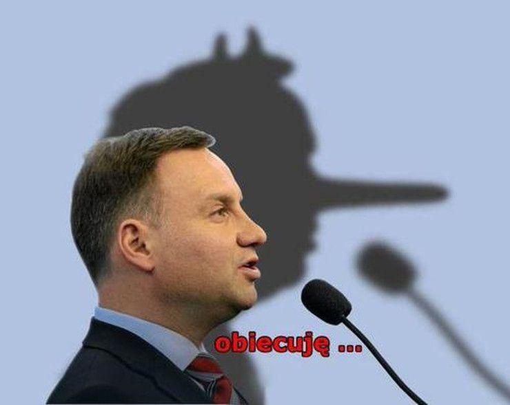 Rok temu Andrzej Duda zwyciężył w wyborach. Zobacz ...