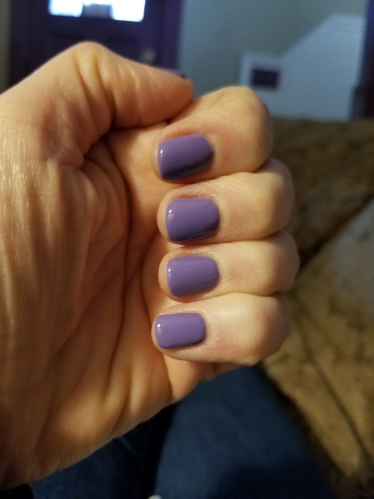 Dnd 439 Purple Spring Gel With Images Spring Nail Colors