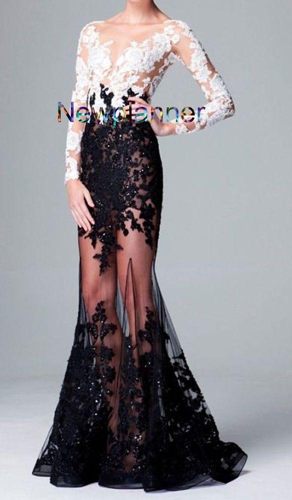 U8023 Sexy Formal gown Women Ballroom Party Evening Dress Custom made #Seavex #BallGown #Formal