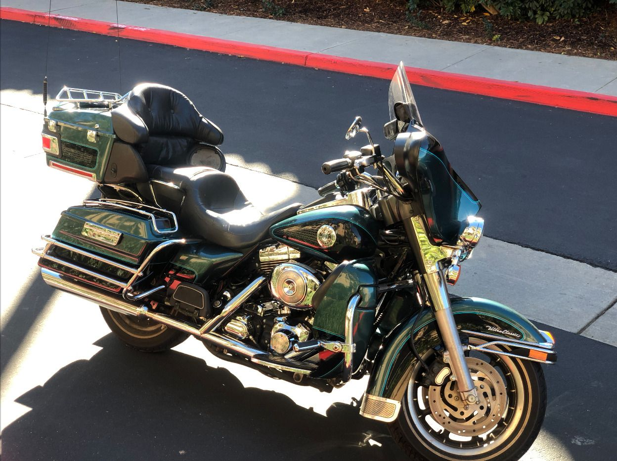 Forsale 2001 Harley Davidson Touring 2001 Harley Davidson Electra Glide Ultra Classic Price 4500 Used Harley Davidson Harley Davidson For Sale [ 932 x 1248 Pixel ]