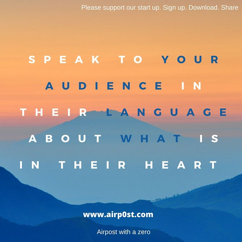 airpost poster