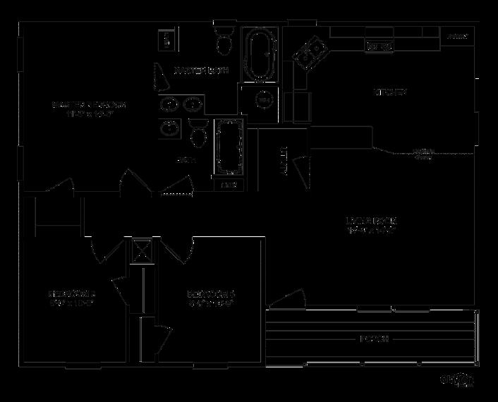 Trailer Home Floor Plans