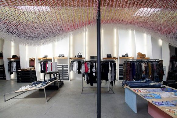 Cloth Showroom In Hollywood Interior Design Teagardins SmokeShop 8531 Santa Monica Blvd