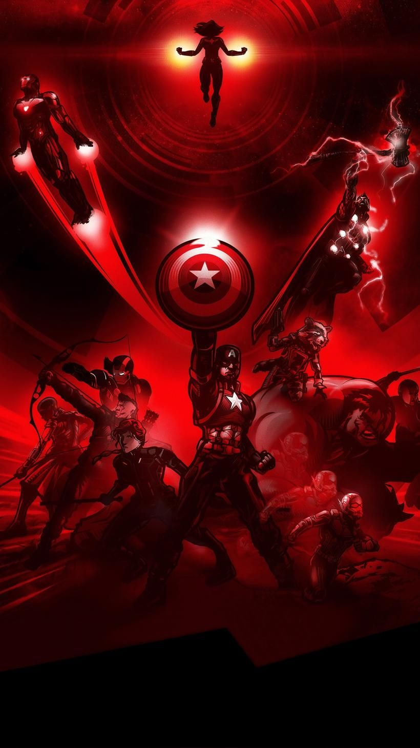 Avengers: Endgame (2019) Phone Wallpapers   Moviemania ...