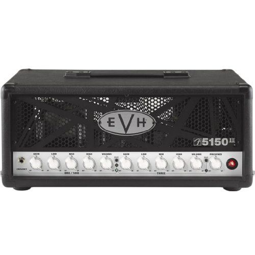 evh 5150 iiitm 50w head mini ivory by evh loaded with pure evh sound and power the. Black Bedroom Furniture Sets. Home Design Ideas