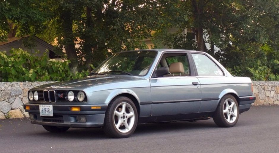 1989 BMW 325i 5Speed for sale on BaT Auctions sold for $4000