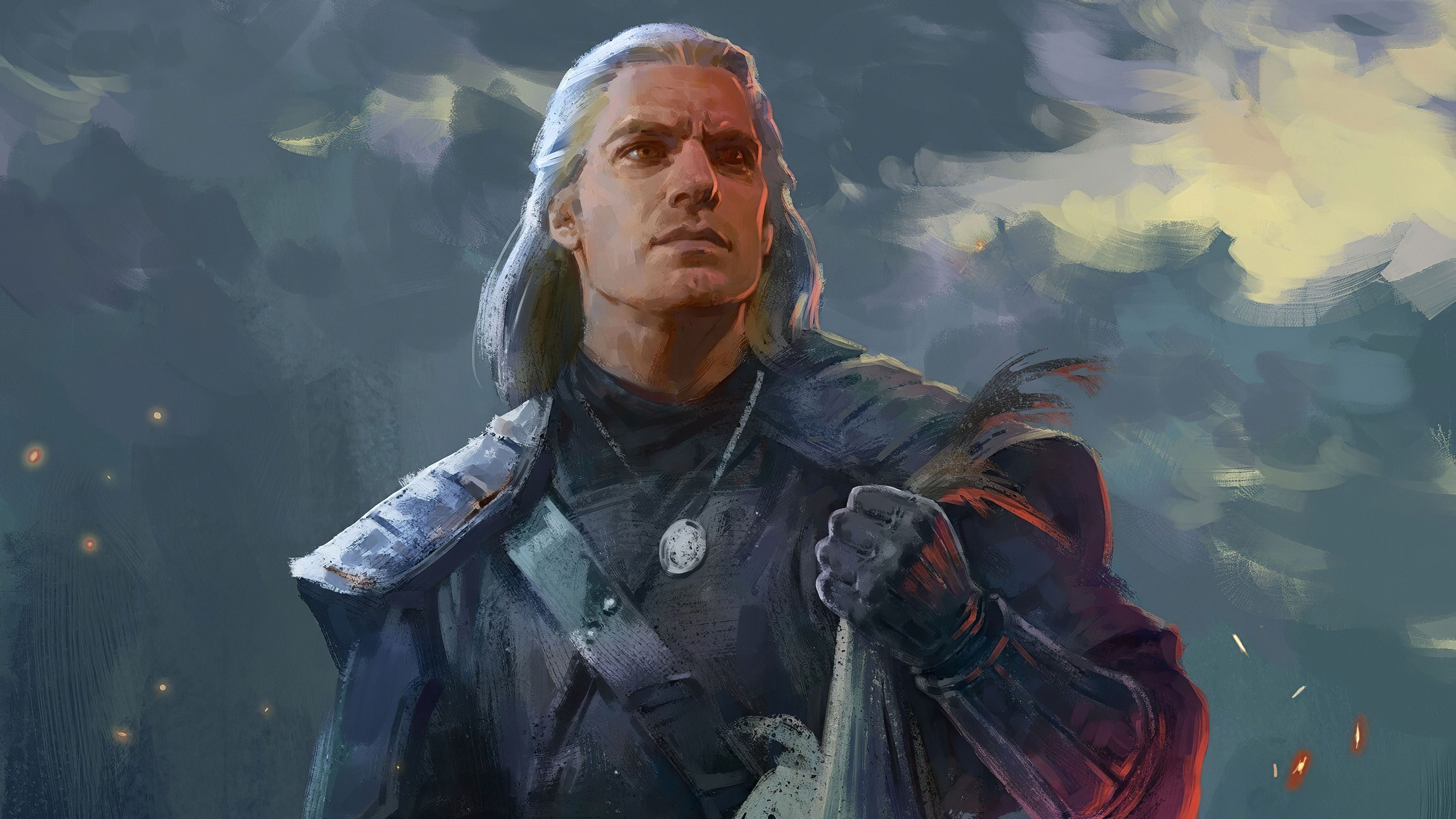 Pin By Renata Hartman On A Witcher In 2020 The Witcher Witcher Art Henry Cavill