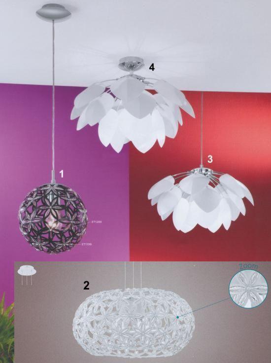 Svietidlá.com - Eglo - Silvestro + Akacia - Moderné svietidlá - svetlá, osvetlenie, lampy, žiarovky, lustre, LED