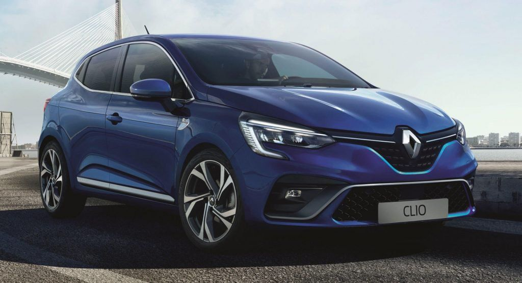 2020 Renault Clio Is Ready To Conquer The Supermini Segment Renault Clio New Renault Clio New Renault