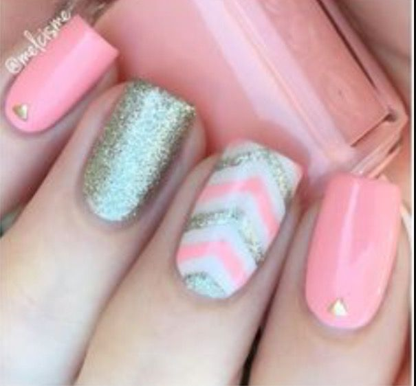 Pin by elena campos on nails pinterest manicure 50 impressive pastel nail art designs that you can draw inspiration from page 3 of 18 nail polish addicted prinsesfo Choice Image
