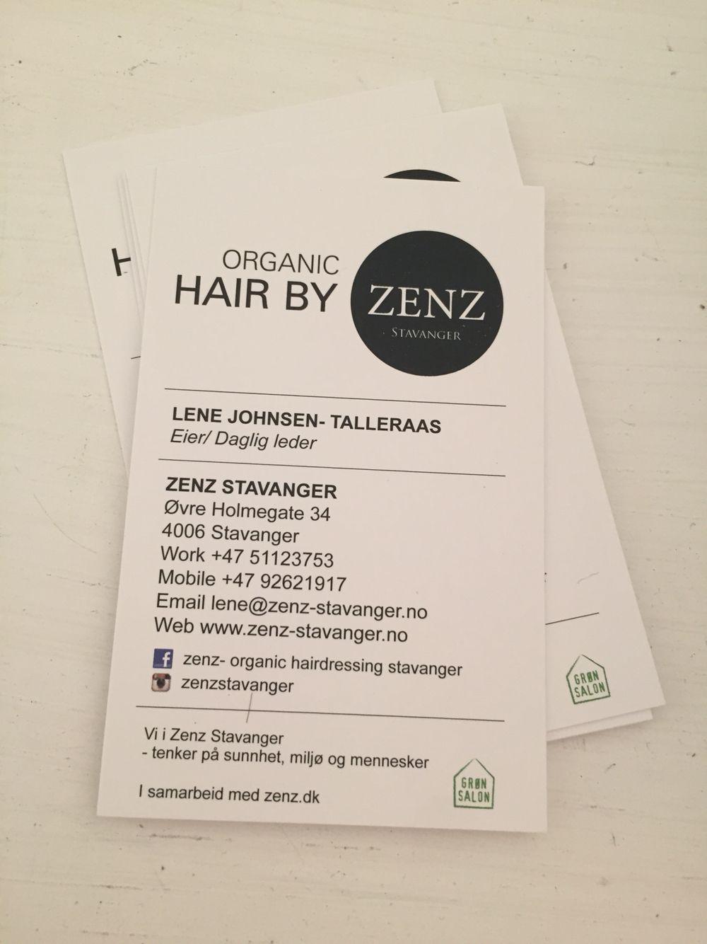 Visit us @zenzstavanger