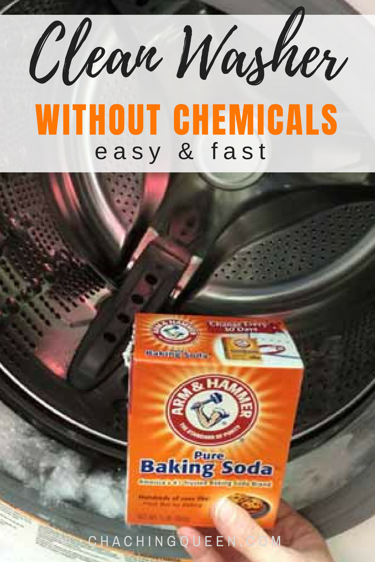 How To Clean Washing Machine With Vinegar